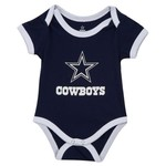 Dallas Cowboys Infants' Logo Onesie