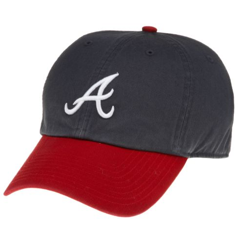 '47 Men's Cleanup Braves Baseball Cap - view number 1