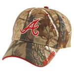 Forty Seven Men's Realtree Camo Logo Cap