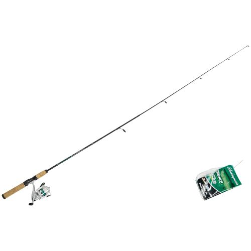 Shakespeare® Catch More Fish Trout 5'6' Freshwater Rod and Reel Combo