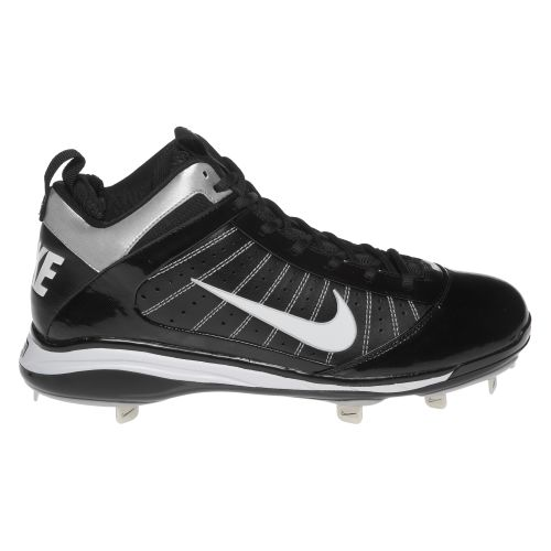 Nike Mens' Diamond Elite Mid Metal Baseball Cleats