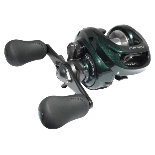 Shimano Curado 200-G5 Low-Profile Baitcast Reel Right-handed