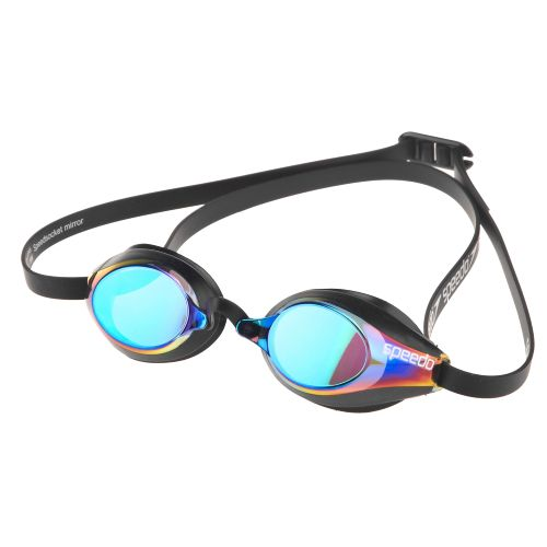 Speedo Adults' Speed Socket Mirrored Swim Goggles