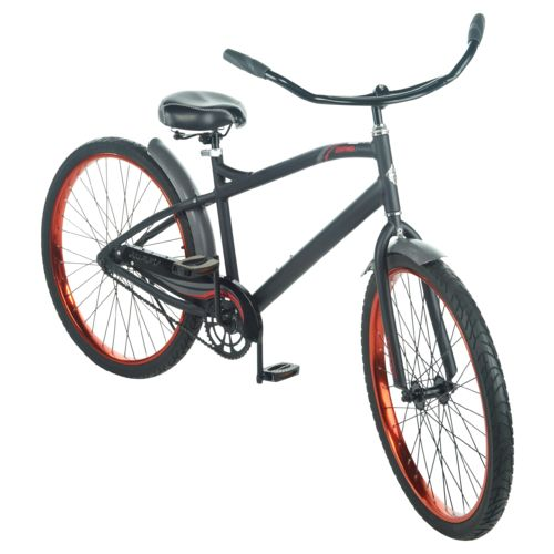 "Huffy Men's Sentinel 26"" Comfort Cruiser Bicycle"