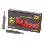 TulAmmo .223 Remington/5.56 NATO 55-Grain Centerfire Rifle Ammunition