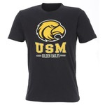 Colosseum Athletics Men's University of Southern Mississippi Backfield Short Sleeve T-shirt