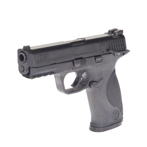 Walther M&P 9mm Luger Semiautomatic Pistol