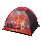 Disney Cars 2-Pole Character Dome Tent