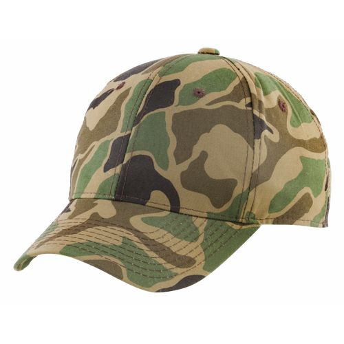 Academy Sports + Outdoors™ Men's Woodland Camo Cap