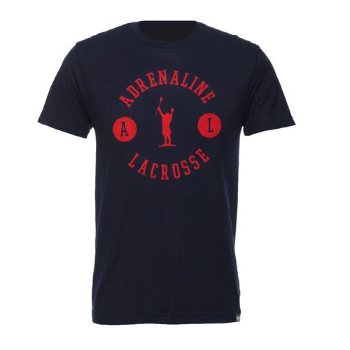 Adrenaline Men's Team Lacrosse T-shirt