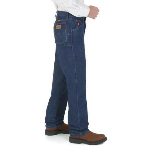 Wrangler Men's Flame Resistant Relaxed Fit Jean - view number 3
