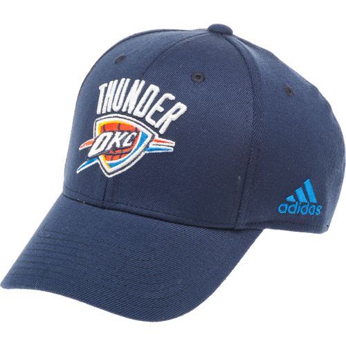 adidas™ Men's Oklahoma City Thunder Tip-Off Basic Flex Cap