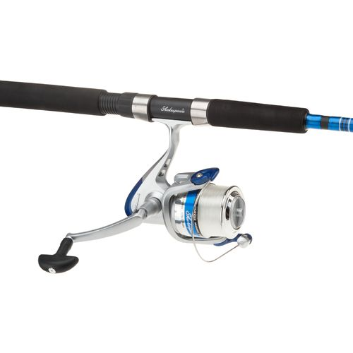 Shakespeare® Catch More Fish 7' Saltwater Surf/Pier Spinning Fishing Kit - view number 6
