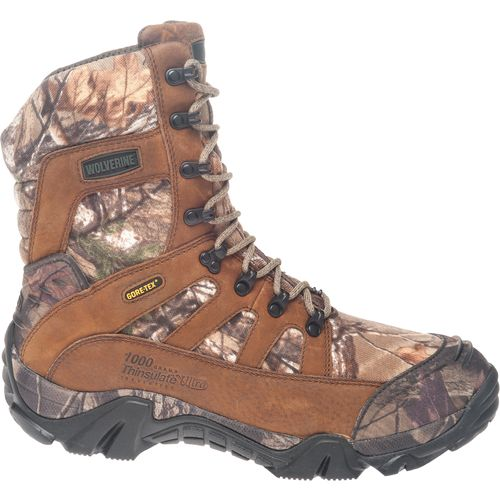 Display product reviews for Wolverine Men's Ridgeline Extreme Hunting Boots