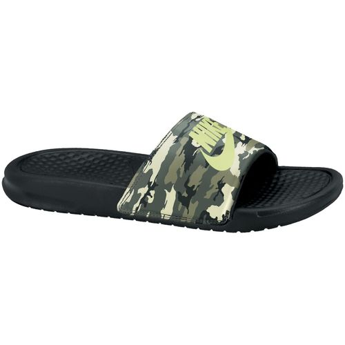 Nike Boys  Benassi Just Do It Printed Sport Slides