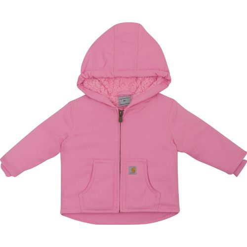 Display product reviews for Carhartt Toddlers' Redwood Sherpa-Lined Jacket