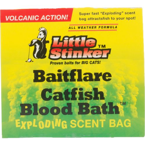 Little Stinker BaitFlare Blood Scent Chum Baits 2-Pack