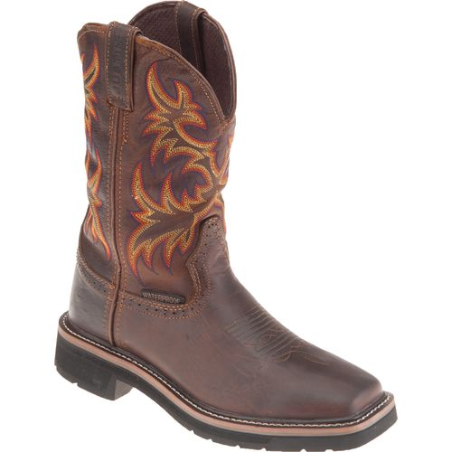 Justin Women's Stampede Wellington Work Boots