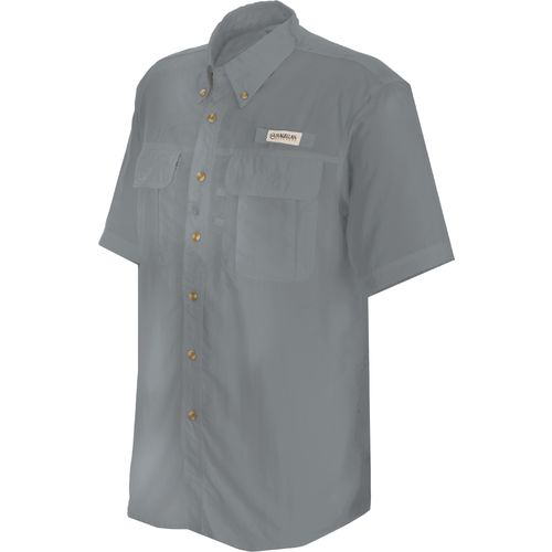 Magellan Outdoors Men's Laguna Madre Short Sleeve Fishing Shirt