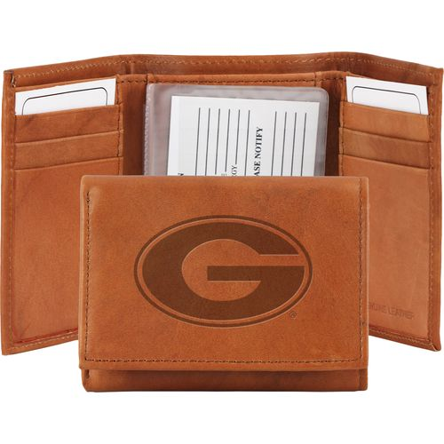 Rico Men s University of Georgia Trifold Wallet