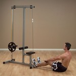 Body-Solid Powerline Lat Machine - view number 2