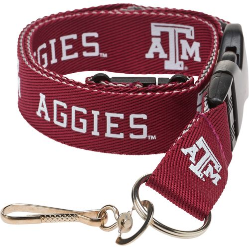 NCAA Adults' Texas A&M University 2-Tone Lanyard