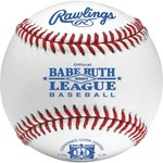 Rawlings Official Babe Ruth Competition-Grade Junior League Game Baseballs 2-Pack - view number 1