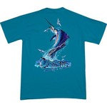 Salt Life Boys' Sailfish Explosion Fish T-shirt