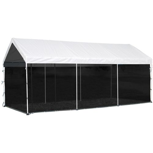 ShelterLogic Max AP™ 10' x 20' 2-in-1 Canopy and Screen Kit