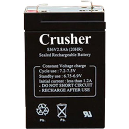 Trend Sports Crusher 4-Hour Rechargeable Battery