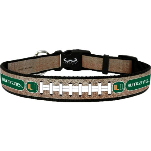 GameWear University of Miami Reflective Football Collar