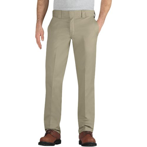 Display product reviews for Dickies Men's Slim Fit Taper Leg Work Pant