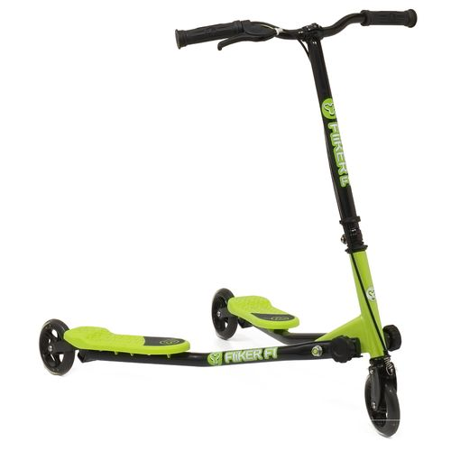 Display product reviews for Yvolution Kids' Y Fliker F1 Flow Series Scooter