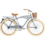 "Huffy Men's Deluxe 26"" Cruiser Bike"
