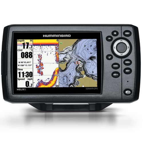 Display product reviews for Humminbird Helix 5 Sonar GPS Fishfinder