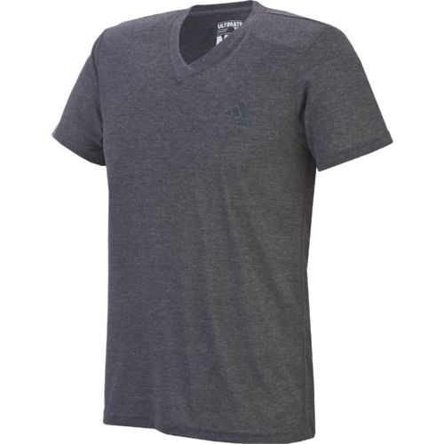 adidas™ Men's Ultimate Short Sleeve V-neck T-shirt