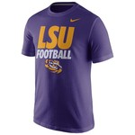 Nike™ Men's Louisiana State University Practice T-shirt
