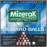 Mizerak™ Deluxe Billiard Ball Set