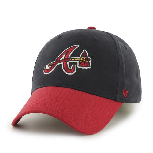 '47 Boys' Atlanta Braves Short Stack MVP Cap