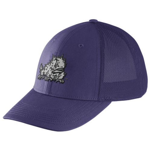Nike™ Men's Texas Christian University Dri-FIT Legacy91 Mesh Back Swoosh Flex Cap