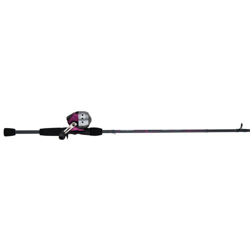 "Shakespeare® Lady 5'6"" M Spincast Rod and Reel Combo"