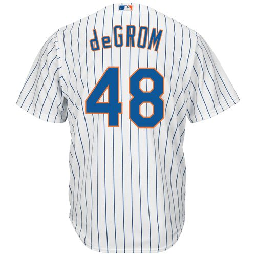 Majestic Men's New York Mets Jacob deGrom #48