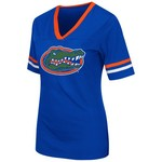 Colosseum Athletics Women's University of Florida Aurora Short Sleeve T-shirt