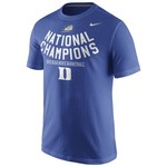 Nike Men's Duke University 2015 National Championship Celebration T-shirt