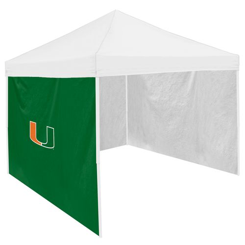 Logo™ University of Miami Tent Side Panel