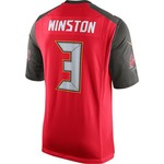 Nike Adult Tampa Bay Buccaneers Jameis Winston #3 Team Jersey - view number 1