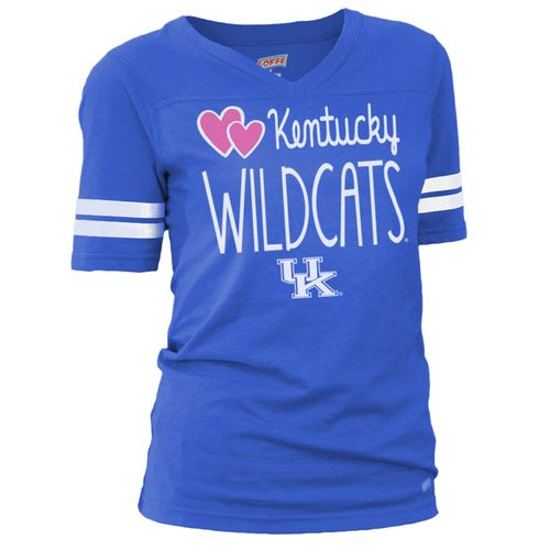 Soffe Girls' University of Kentucky Football Jersey