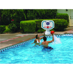 Poolmaster® Charlotte Hornets Competition Style Poolside Basketball Game - view number 2