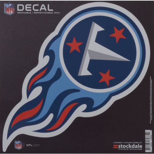 Stockdale Tennessee Titans 6' x 6' Decal