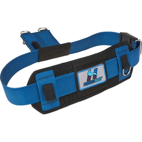 "Hookset Marine Gear Pro Series Wading Belt with 4"" Back Support"